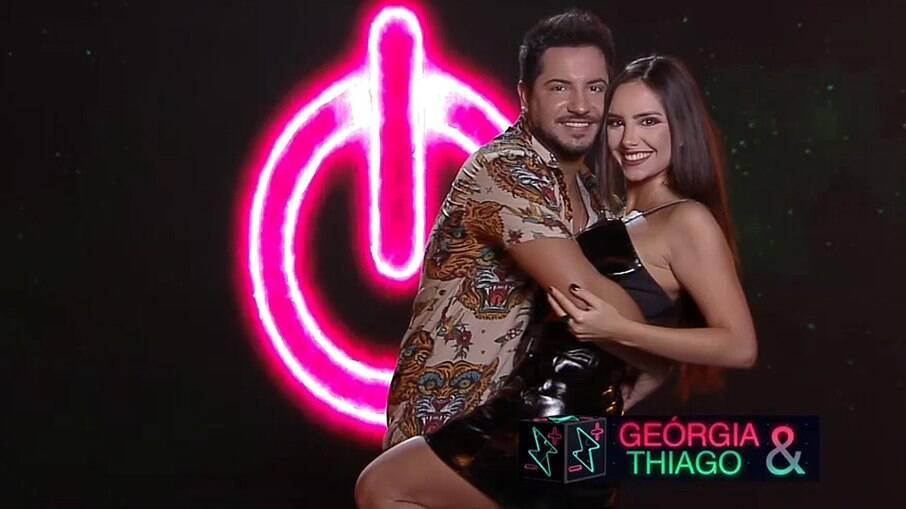 Thiago Bertoldo e Geórgia Fröhlich estarão no