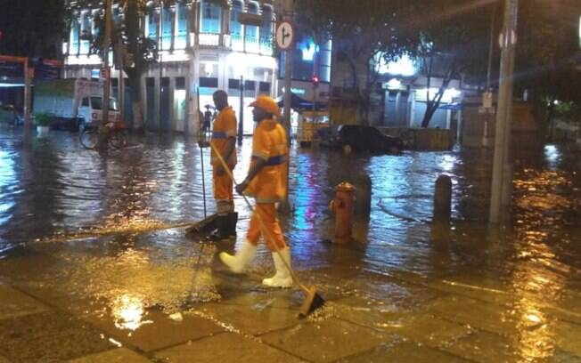 Sétima vítima fatal da chuva que atingiu o Rio de Janeiro na última quarta-feira foi confirmada