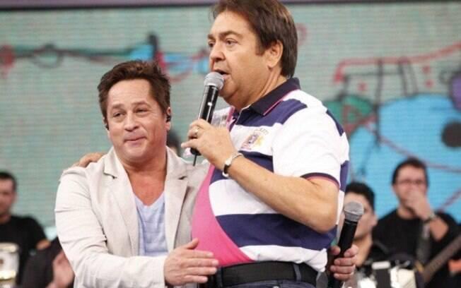 Leonardo fez comentário errado e Faustão é processado por vereador de Jaboticabal