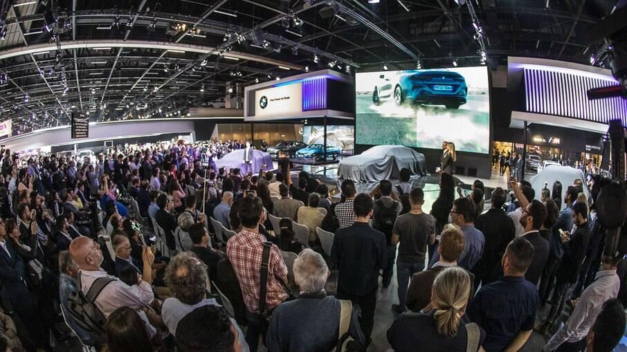 Última edição do Salão do Automóvel aconteceu no São Paulo Expo, na zona sul da capital paulista, há três anos