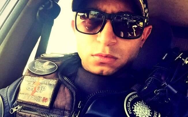 Vítima da confusão na casa noturna é o primeiro-tenente Herison Oliveira Bezerra na Polícia Militar