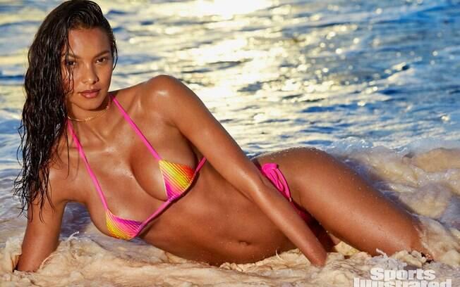 Lais Ribeiro estrela nova edição da Sports Illustrated