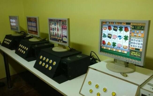 Bingo clandestino foi descoberto em Fortaleza
