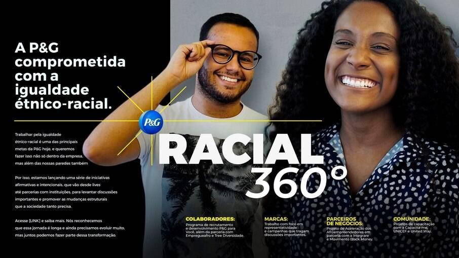 Racial 360° visa alavancar empreendimentos criados e geridos por negros