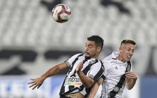 Ponte Preta perde para o Botafogo no Rio de Janeiro