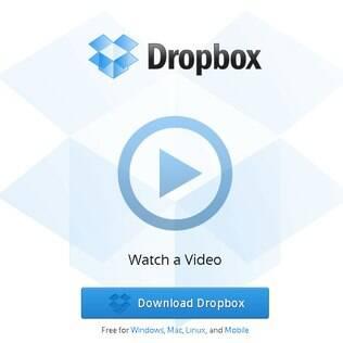 Dropbox facilita compartilhamento de arquivos com grupos