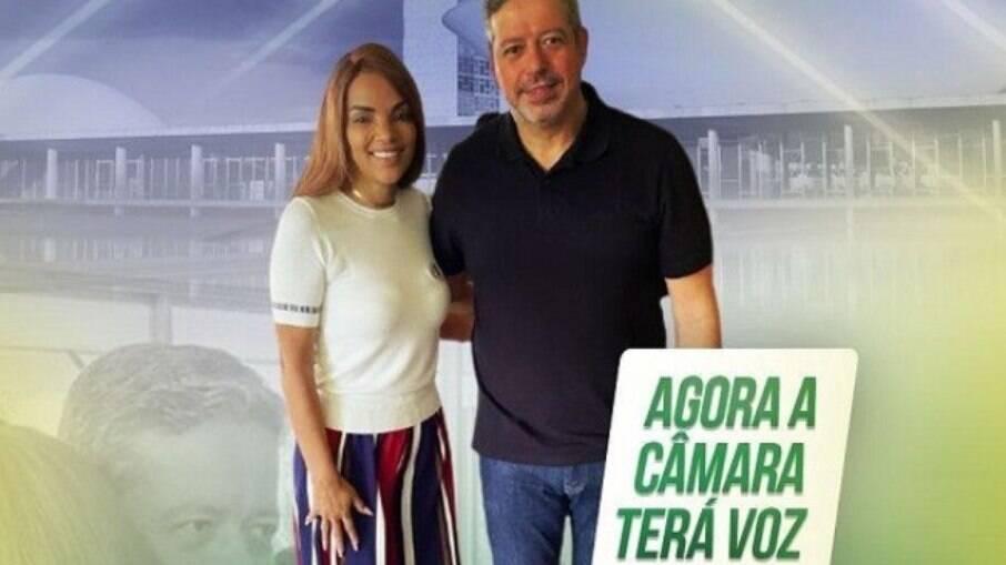 Caso Flordelis: Arthur Lira confirma votação de possível cassação da parlamentar