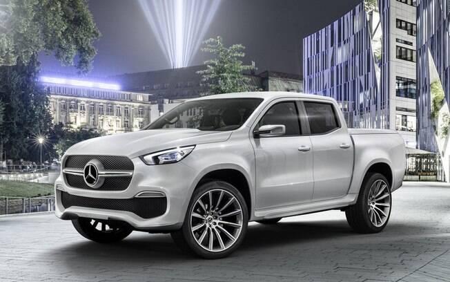 A Mercedes-Benz Classe X será produzida na Argentina em 2018, ao lado da nova geração da Nissan Frontier e da inédita Renault Alaskan.