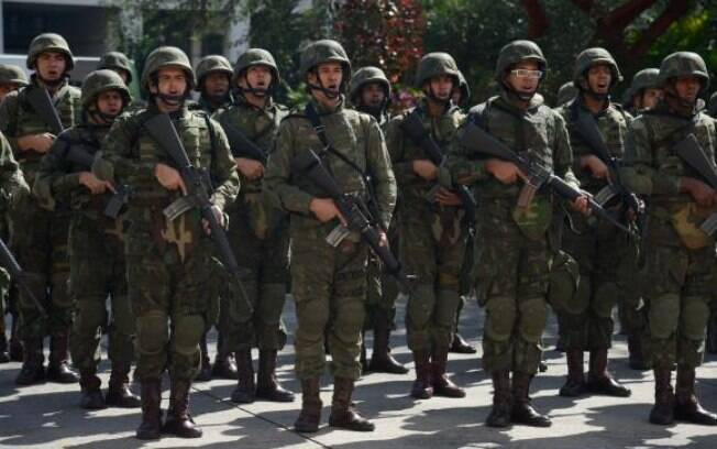 Forças Armadas trabalharão com efeito surpresa em ações no Rio de Janeiro