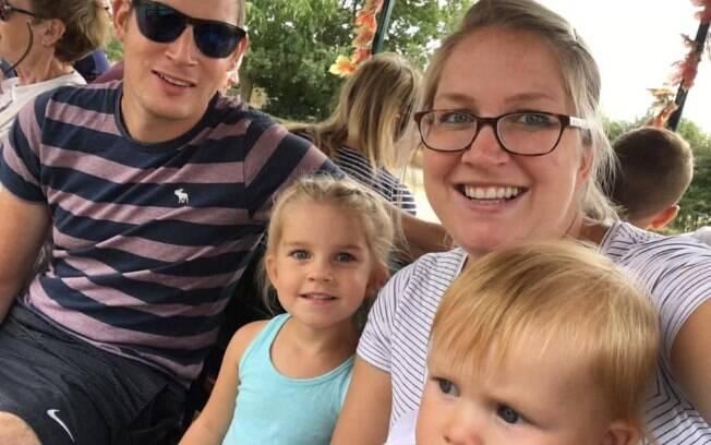Nicola Kinloch percorreu 30 quilômetros no pós-parto para que o marido pudesse conhecer sua filha antes de morrer