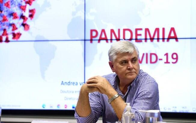 Secretário de Saúde presta contas sobre lotação de UTIs em Campinas