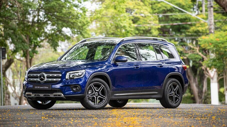 Mercedes-Benz GLB 200 Launch Edition: SUV vem com motor 1.3 turbo, o mesmo que equipa atualmente o novo Renault Captur