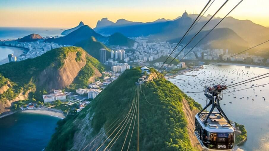 O Rio de Janeiro tem diversas atrações para turistas
