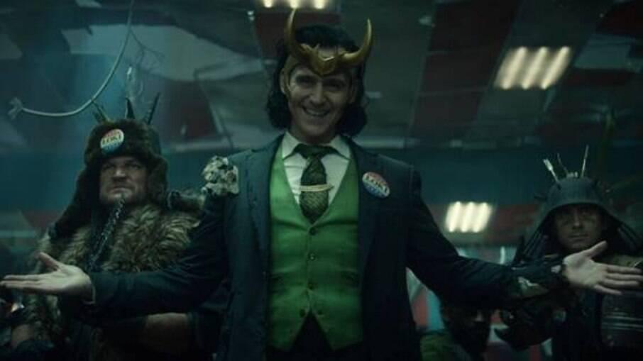 Live irá celebrar a estreia de Loki