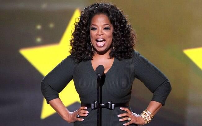 Oprah Winfrey saiu do nada para se tornar a mulher mais poderosa dos Estados Unidos, com uma fortuna avaliada em 3 bilhões de dólares . Foto: Getty Images
