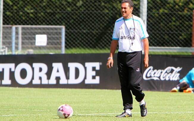 Vanderlei Luxemburgo foi campeão da Copa do  Brasil em 2003 com o Cruzeiro
