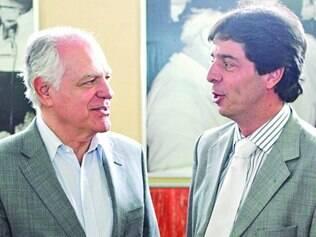 É você! Os partidos da base aliada do PSDB definiram a composição da chapa, com Pimenta e Dinis