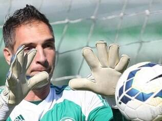 Goleiro está entre os relacionados para a partida contra o Botafogo