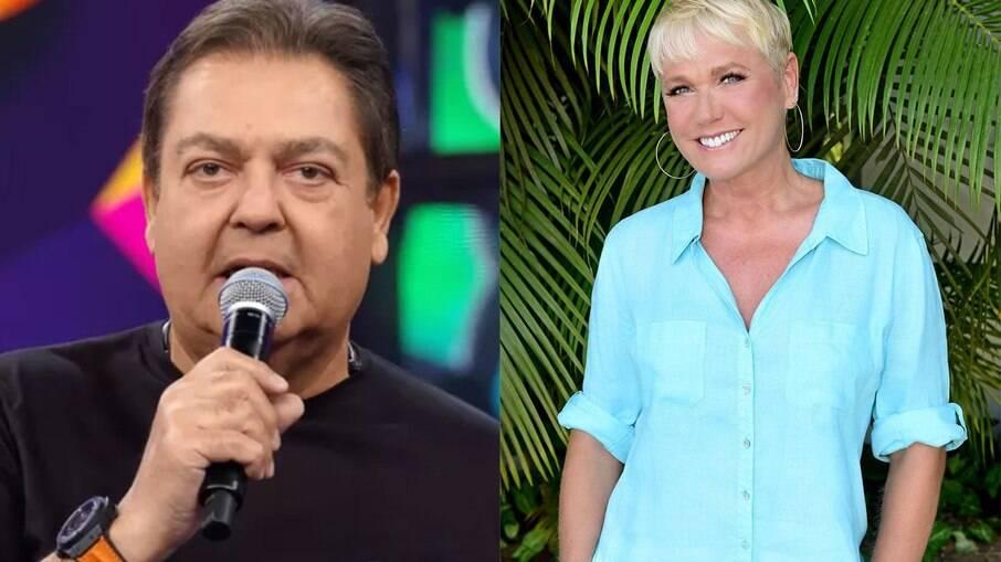 Internautas pedem para Xuxa substituir Faustão na Globo