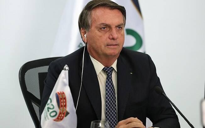 Presidente Jair Bolsonaro tentou criar partido antes das eleições municipais de 2020