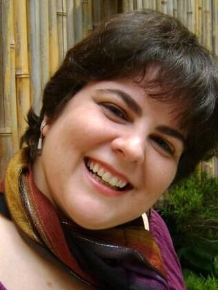 Eliane Santoro, autora de
