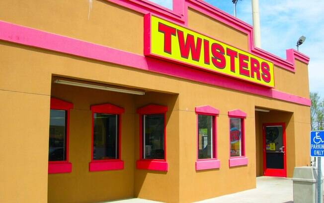 Está com fome depois da maratona de Breaking Bad? Coma na Lanchonete Twisters
