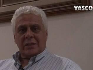 Dinamite quer evitar o rebaixamento do Vasco no tapetão