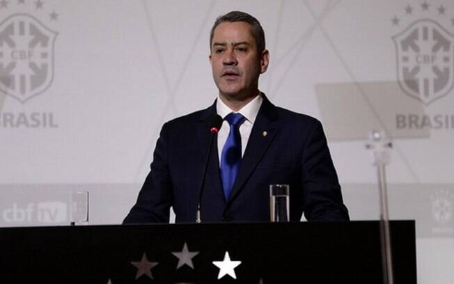 Presidente da CBF responde provocação de Abel Ferreira, do Palmeiras, sobre calendário