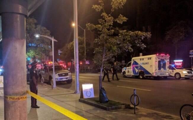 Tiroteio em Toronto deixa duas pessoas mortas e 13 feridos; atirado também morreu após o ataque