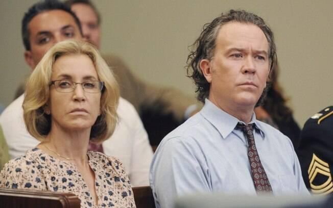 Felicity Huffman assume culpa em esquema de suborno