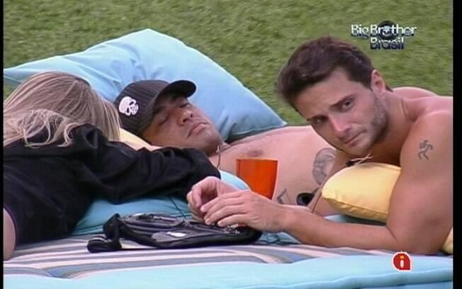 Renata, Yuri e Ronaldo falam sobre a formação de Paredão do próximo domingo (09)