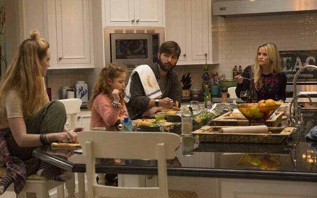Cena de Big Little Lies: drama familiar e mistério