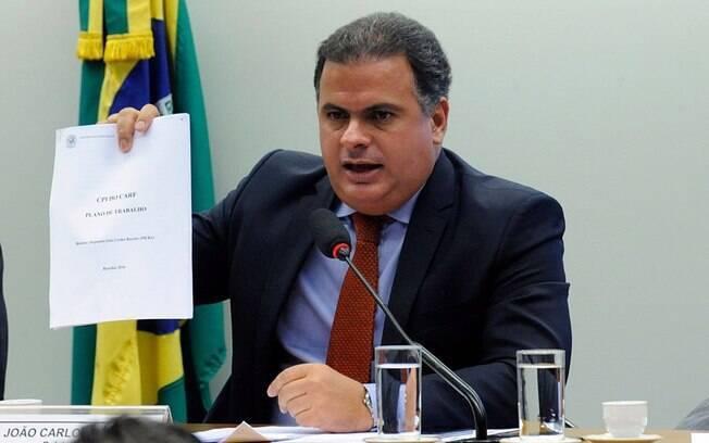 João Carlos Bacelar vai responder por peculato no STF