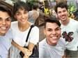 José Loreto e Débora Nascimento são vistos juntos mais uma vez e internet delira