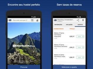 Gratuito para iOS e agora também para Android, app do Hosteworld ajuda o usuário a encontrar hospedagem barata em mais de seis mil destinos