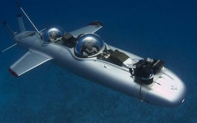 Submarino é outra opção divertida para o sortudo que ganhar na Mega-Sena