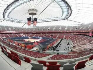Com um custo que excede R$ 1 bi, estádio impressiona pela beleza e modernidade