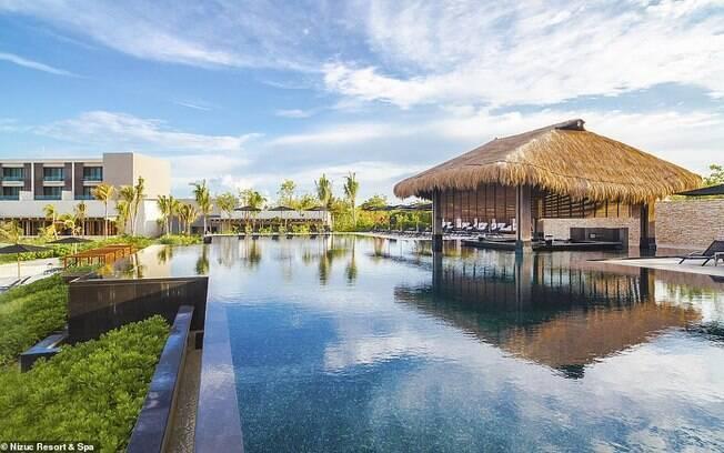 O Resort & Spa Nizuc, em Cancún, foi eleito o hotel mais instagramável do mundo