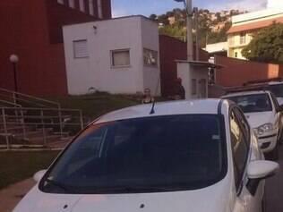 Instrutor de autoescola é preso após fugir de blitz em Santa Luzia