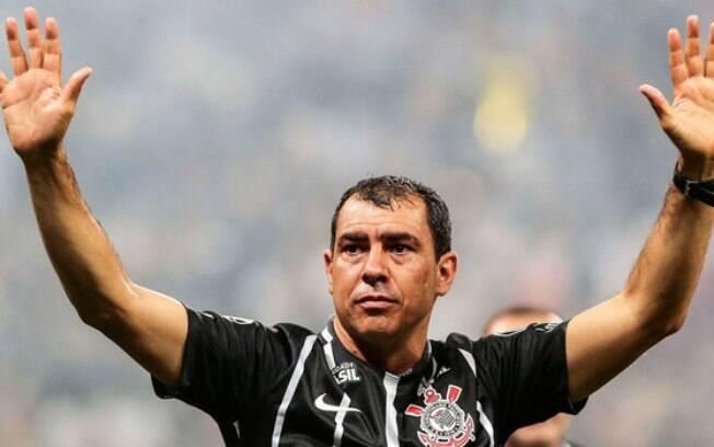 Fábio Carille quer mais um caneco pelo Corinthians