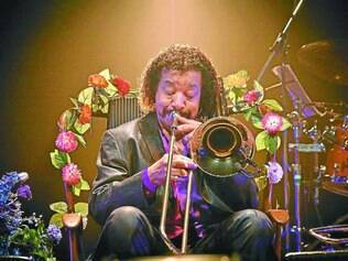Gigante do trombone. Músico já acompanhou principais nomes da nossa MPB e é caso de estudo em universidade norte-americana