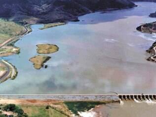 Volume de água que chegou às hidrelétricas é o menor em 84 anos