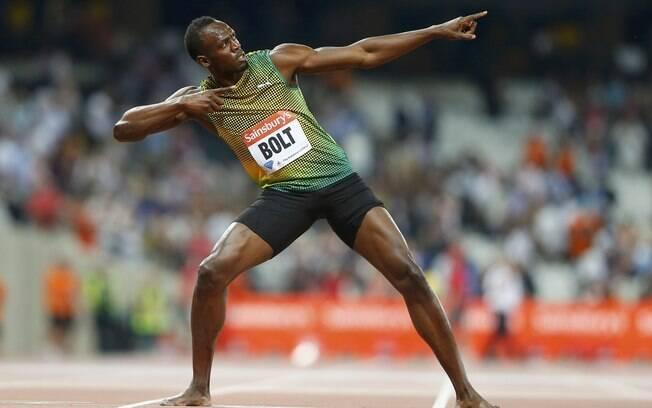 Para comparar, jamaicano Usain Bolt já correu os 100m em 9s58