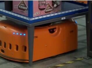 Robôs Kiva ajudam a agilizar operação de fim de ano da Amazon