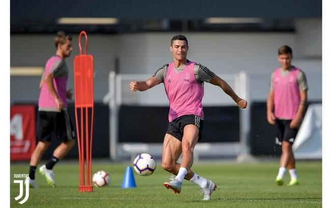 Cristiano Ronaldo chegou na Juventus para mudar o patamar do futebol italiano