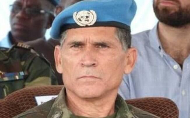 General Carlos Alberto dos Santos Cruz