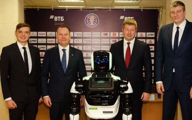 Treinador robô vai trabalhar no Parma Basket, da Rússia