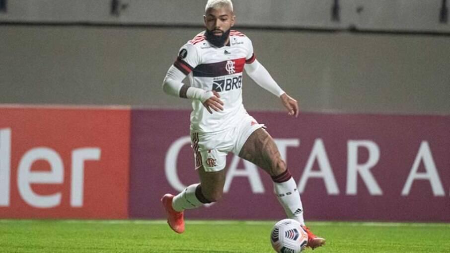 Flamengo 'aposentou' uniforme de 2020 no empate por 2 a 2 contra o Unión La Calera
