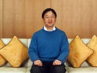 Príncipe herdeiro japonês Naruhito completa 55 anos nesta segunda-feira (23)