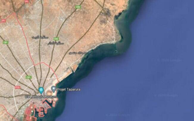 naufrágio Tunísia